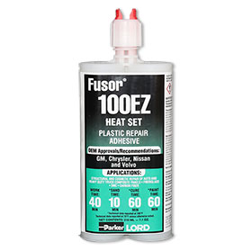 LORD Fusor® Plastic Panel Repair Adhesive (Heat Set) 100EZ