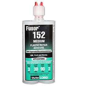 LORD Fusor® Extreme Bumper Replacement Adhesive Medium 300 ml 152