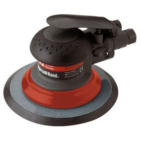 Ingersoll Rand Fine Finish Vacuum-Ready Air Random Orbital Sander IR4152