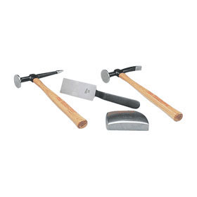 Martin 4-Piece Tool Set with Wood Handles 644K