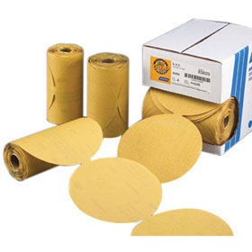 "Norton Gold A290 6"" PSA Disc Rolls P120B"