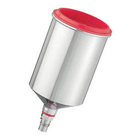 SATA 1-Liter Aluminum Quick Cup Connector Cup
