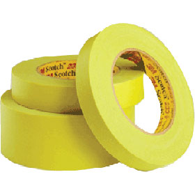 3M™ Masking Tape 388N - 48mm Rolls, 24/case 06656