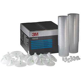 3M™ PPS™ Standard Kit Lids & Liners 16000