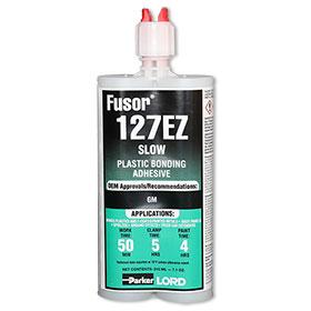 Lord Fusor Plastic Bonding Adhesive (Slow) - 127EZ