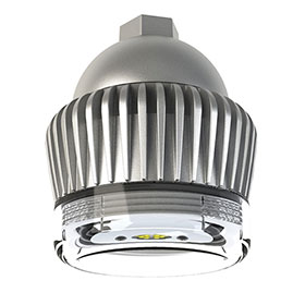 LDPI LEVP Series LED Wet/Damp Light Fixture - Low Profile
