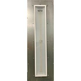 RTT Col-Met Paint Booth LED Light Retrofit Kit - 8000 Lumen