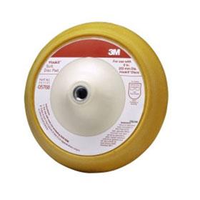 "3M™ Hookit Soft Disc Pad, 8"" 05768"