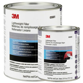3M Lightweight Body Filler