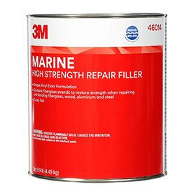 3M™ Marine High Strength Repair Filler 1 Gallon, 4/cs 46014