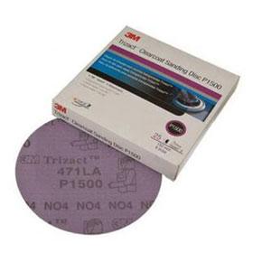 """3M™ Trizact 3"""" Hookit Clear Coat Sanding Disc 02094"""