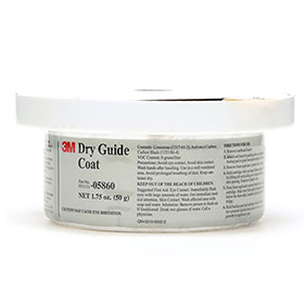 3M Dry Guide Coat 50 Gram Cartridge - 05860