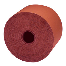 3M Red Abrasive Stikit Continuous Sheet Rolls