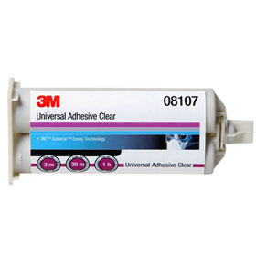 3M™ Universal Adhesive Clear 08107
