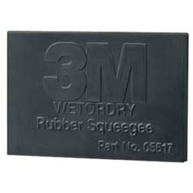 3M™ Wetordry Rubber Squeegee