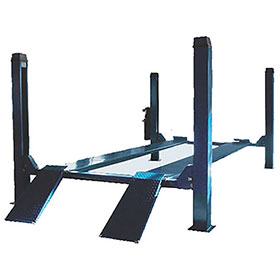 Tuxedo 12,000 lb. Four-Post Cable Driven Lift FP12K-K