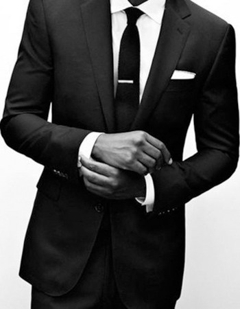 Hombres Elegantes