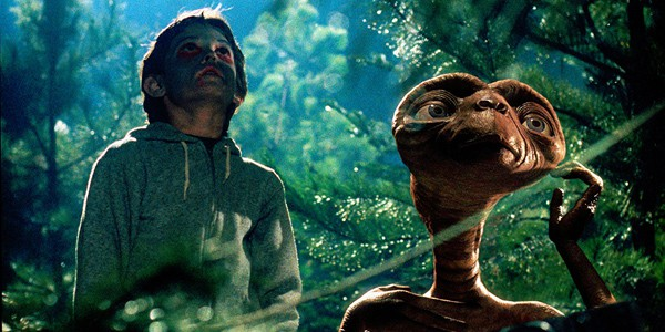 ET The Extraterrestrial 1982