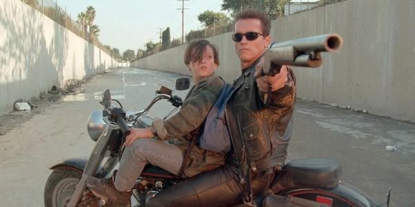 Terminator 2: Judgement Day 1991
