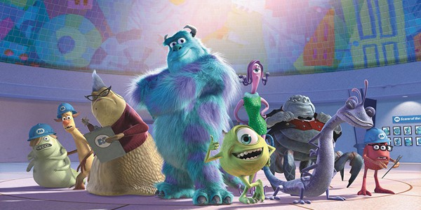 Monsters, Inc. 2001