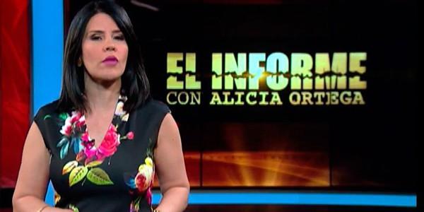 El Informe con Alicia Ortega