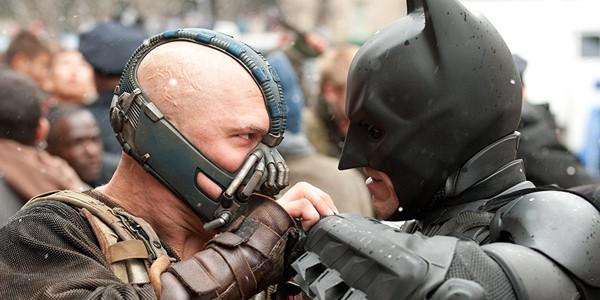 The Dark Knight Rising 2012
