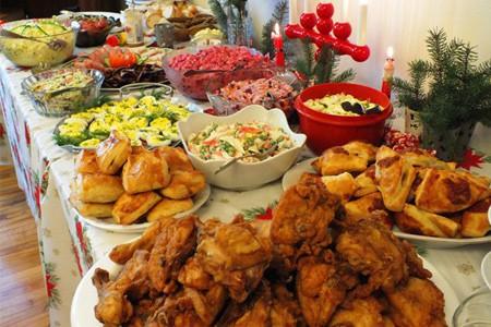 Menu Para La Cena De Nochebuena Republica Dominicana Conectate - Que-preparar-para-la-cena-de-navidad