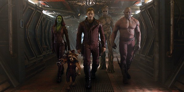 MCU: Guardians of the Galaxy 2014