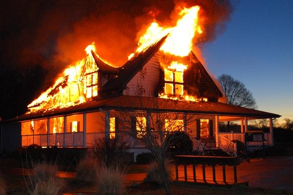 Como Prevenir Incendios en el Hogar