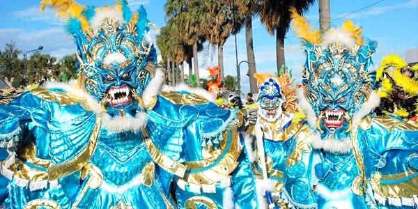 Carnaval Dominicano Personajes Origen Historia