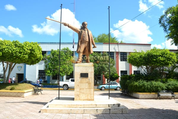 Plaza de la Cultura Sanchez Ramírez - Cotui