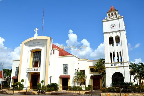Iglesia Imaculada Consecion - Cotui