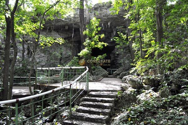 Parque Nacional Los Tres Ojos Santo Domingo