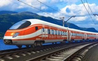 Viajar en Tren