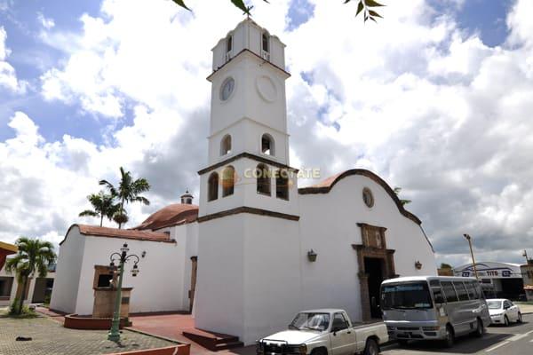 Iglesia de la Santísima Cruz El Seibo