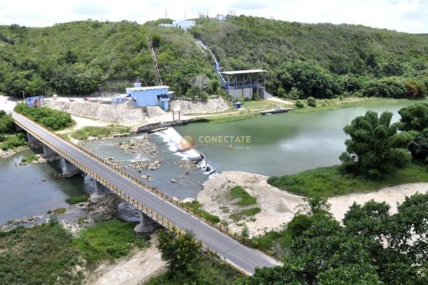 Represa Río Chavón La Romana