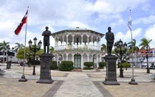 Parque de la Restauración Puerto Plata