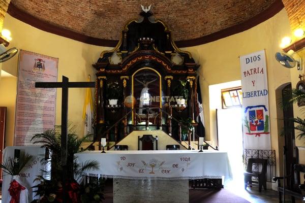 Iglesia del Santo Cristo de los Milagros