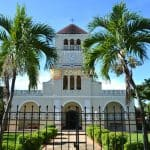 Iglesia del Santo Cristo de Bayaguana