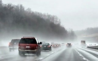 Conducir en la Niebla