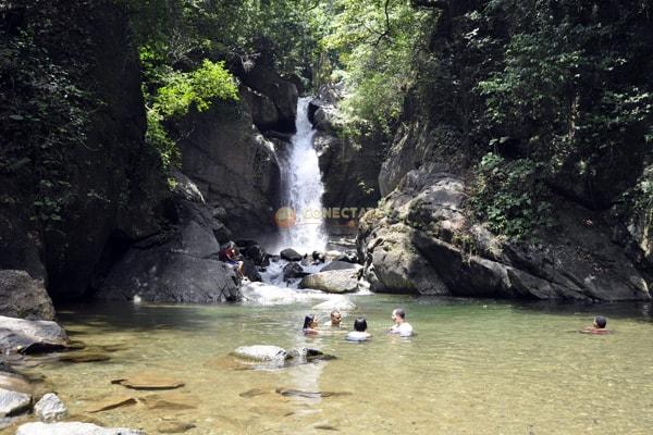 Monumento Natural Saltos De Jima