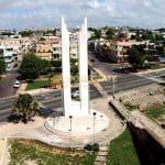 Obelisco Hembra de Santo Domingo