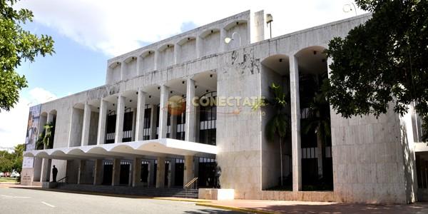 Teatro Nacional Eduardo Brito Santo Domingo