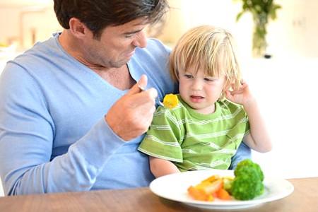Cómo Alimentar Bien a un Niño