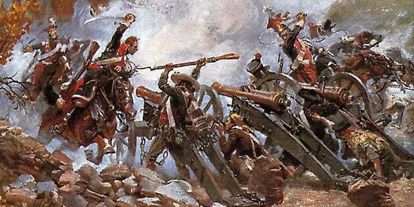 Resultado de imagen para batalla del 30 de marzo en santiago 1844