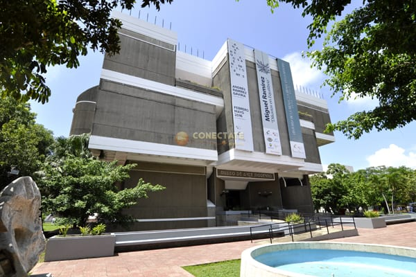 Museo de Arte Moderno Santo Domingo