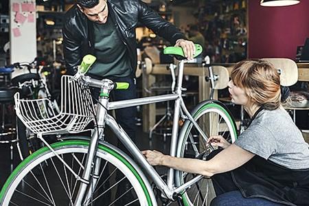 Comprar una Bicicleta