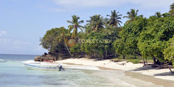 Playa Cayo Levantado