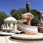 Parque Francisco del Rosario Sánchez - San Juan de la Maguana