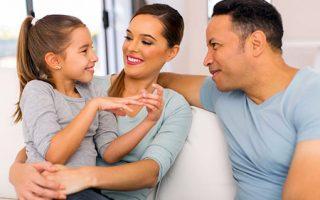 Cómo Comunicarse con los Hijos
